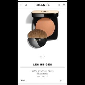 Chanel Les Beige Healthy Glow Sheer Colour No. 70